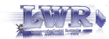 LWR Laserworks GmbH Rostock - Logo